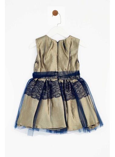 Lia Lea Kız Çocuk Altın Elbise Altın